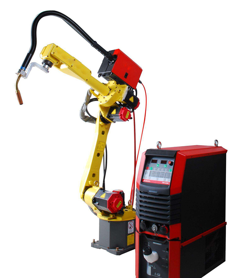 汽车零部件焊接机器人 超声波机械手焊接