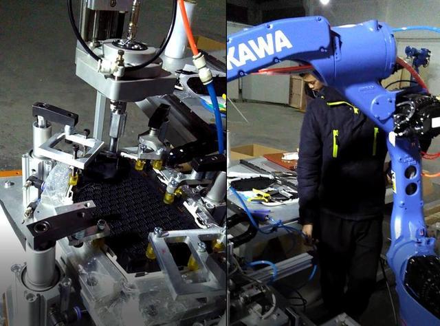 超声波焊接机器人